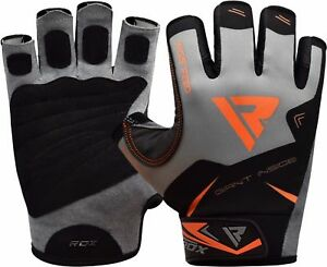RDX-Weight-Lifting-Gym-Power-Gloves-Bodybuilding-Training-Fitness-Strength-AU
