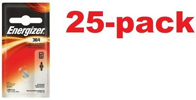 The Best 25-pack Battery Wtch/elec 364 Exp Date 2021 Or Better 109c Watches, Parts & Accessories