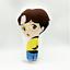 miniature 8 - Kpop BTS RM Jin Suga JHope Jimin V Jungkook Cartoon Soft Stuffed Doll Pillow
