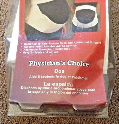 Premaman Mate Cintura Supporto Gravidanza Pancia Posteriore Tutore/physician's