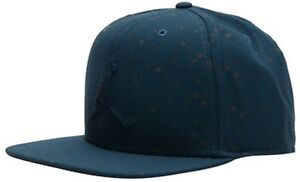 Image is loading Nike-Mens-Jordan-Speckle-Print-Snapback-Hat-821830- 368fc347d64f