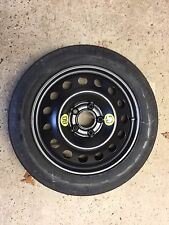 BMW Space Saver Spare Wheel E46 /E60 / E61 F10, F11 E39 1 , 5 , 3 series,