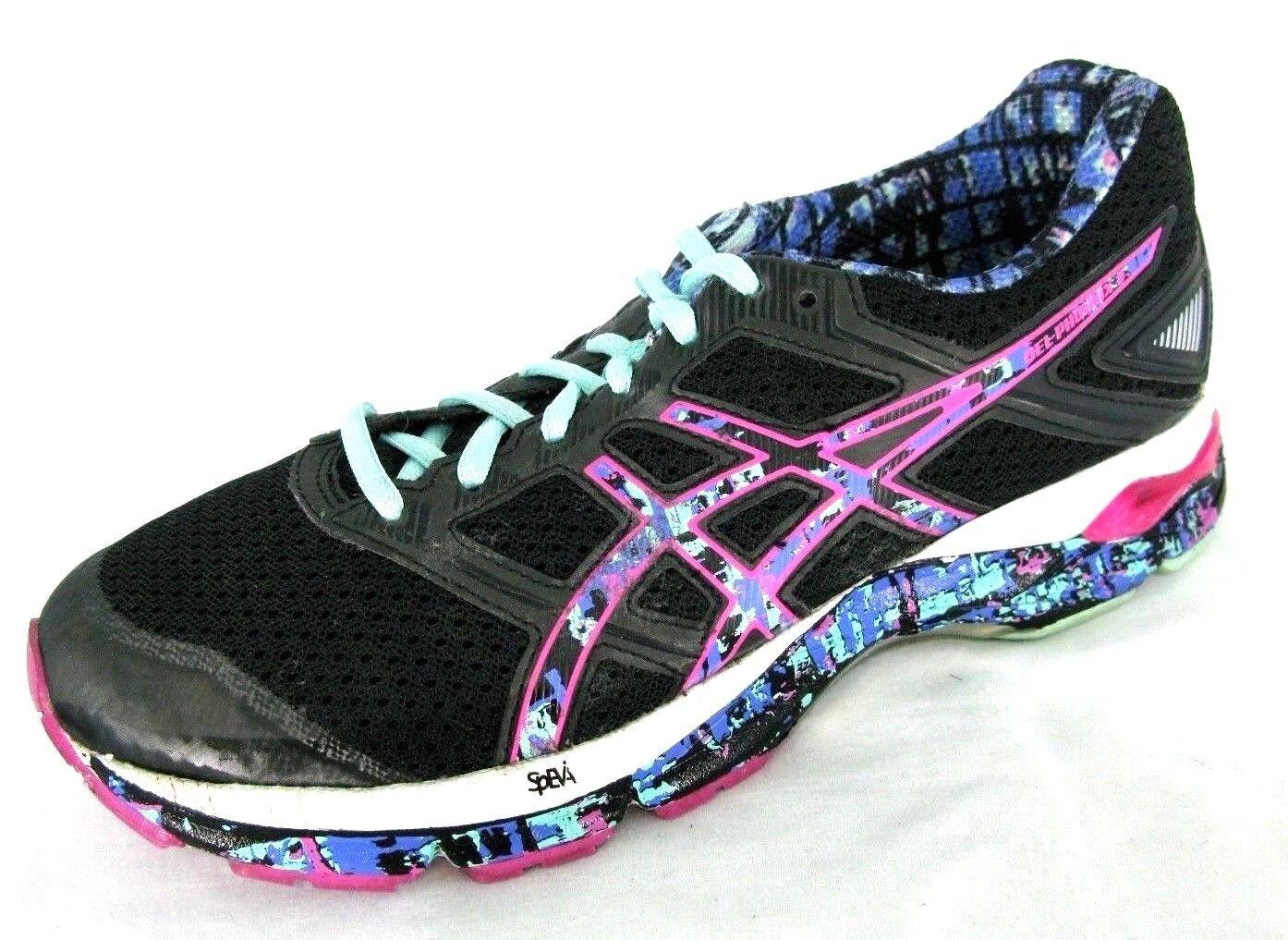 Asics Gel Phoenix shoes Sz 7 Running Athletic blueeprint Baja Pink T6F7Q  Womens