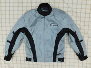 FIRST GEAR LT LIGHT GRAY JACKET COAT WITH LINER 44 CHEST