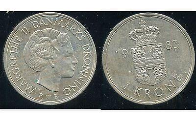 etat DENMARK  DANEMARK  10  krone  1989