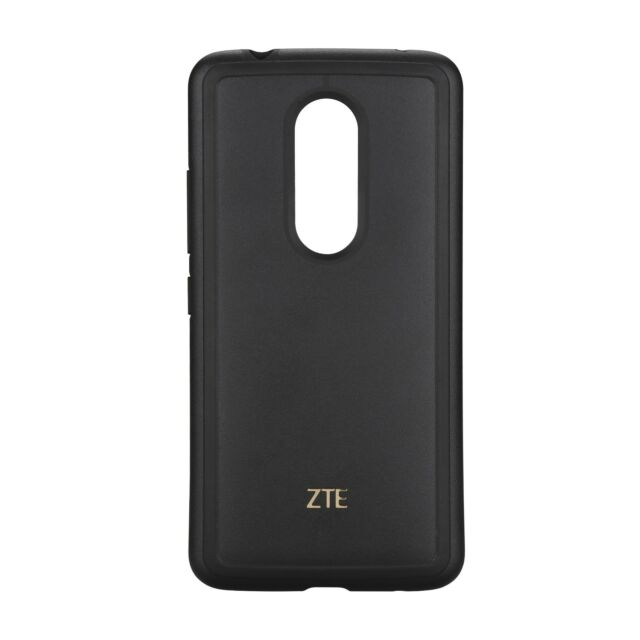 innovative design 6b875 aad67 ZTE Protective Cell Phone Case for Axon 7 Mini Black
