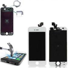 DISPLAY SCHERMO IPHONE 5 BIANCO PER APPLE TOUCH SCREEN LCD RETINA VETRO FRAME 5G
