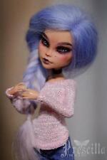NUDE DOLL Monster High Cleo de Nile OOAK custom doll repaint
