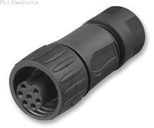 6 Amphenol-C016 30d006 100 12-socket Ecomate libero PE