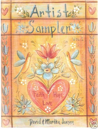 "DAVID /& MARTHA JANSEN /""ARTIST SAMPLER 1/"" BRAND NEW!"