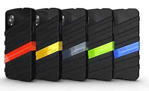 size 40 1b672 4260f Details about TUDIA [WAV-HYBRID] Protective Bumper TPU Soft Skin Gel Case  for Google Nexus 5