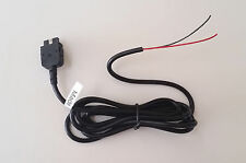 Bare Wire Power Cable Garmin Zumo 400 450 500 550 660 765T nuvi 5000