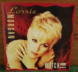 Lorrie Morgan Watch Me 1992 CD ((Disc Only)) | eBay