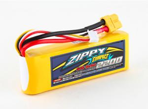 ZIPPY Compact 2200mAh 3s 60c Lipo Pack XT-60