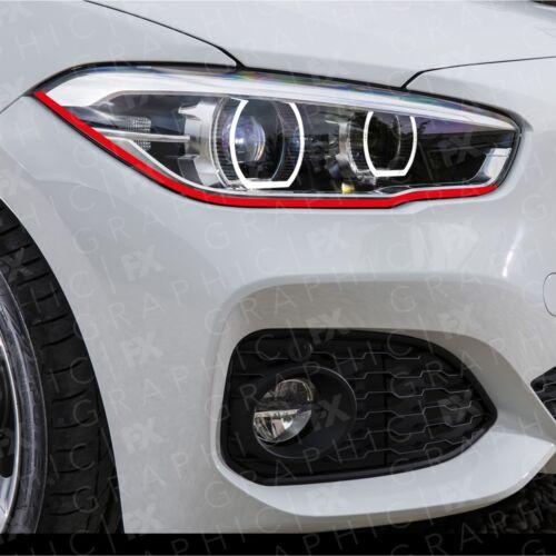 BMW M Sport M1 M2 M3 M4 M5 X5 X6 Demon Devil Eye Headlight Decals Stickers