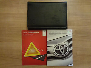 owners manual for land cruiser 150
