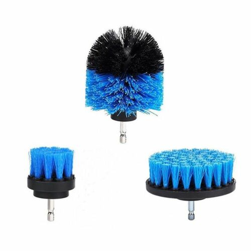 Electric Drill Brush Plastic Round Cleaning Brush Carpet Glass Car Tires Nylon