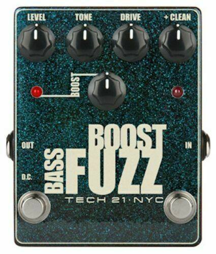 tech 21 analog bass boost fuzz metallic series guitar tone effects pedal for sale online ebay. Black Bedroom Furniture Sets. Home Design Ideas