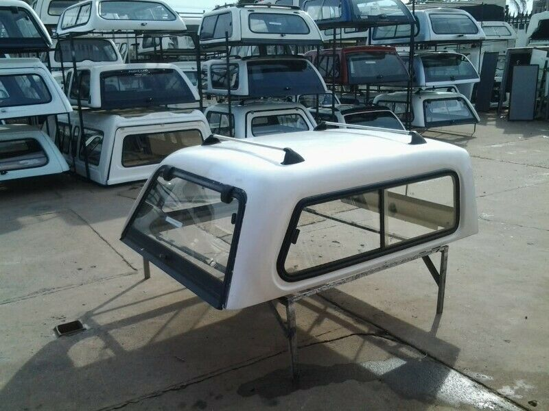 Mazda Drifter - Ford Ranger Bucco Super cab canopy for sale!!