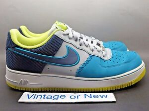 new products 190d1 1a4ac Image is loading Nike-Air-Force-1-Low-039-07-Wolf-