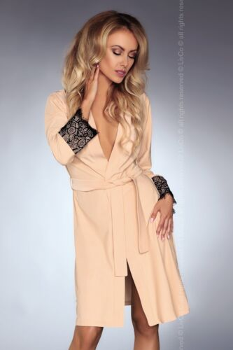 Abito Livco pesca Luxury Corsetti soft abito decorativo nero Daniella extra OqtOr