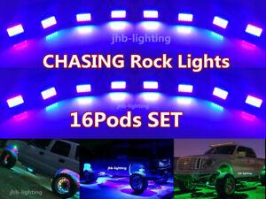 jhb-lighting 16PCS SET BluetoothChasi