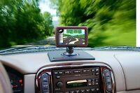 Universal Gps Holder Nav Mat Garmin Nextar Magellan Dash Mount Portable Car Grip