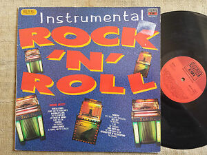 Instrumental-Rock-039-N-039-Roll-The-Shadows-Johnny-And-The-Hurricanes-Ventures-LP