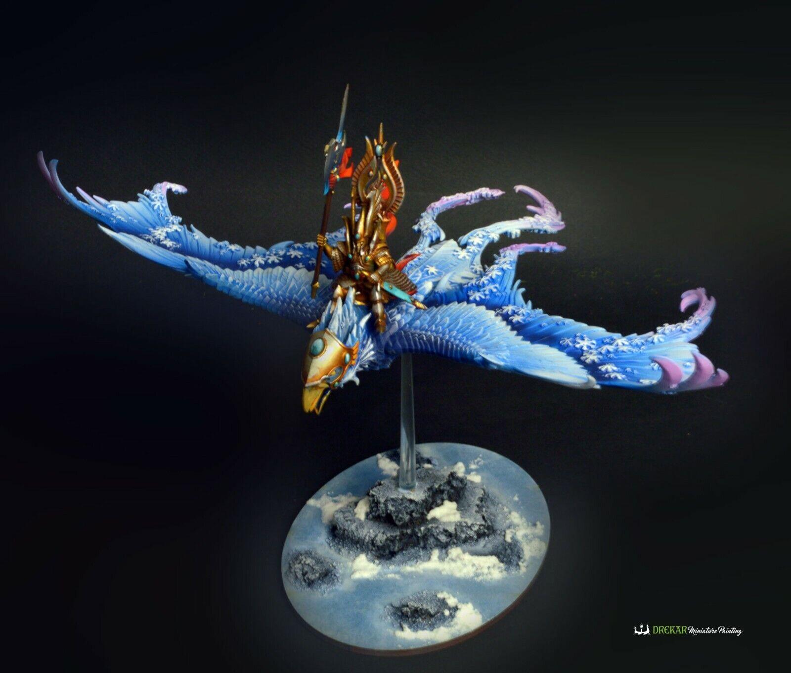 Frostekonst Phoenix Aelf High Elf
