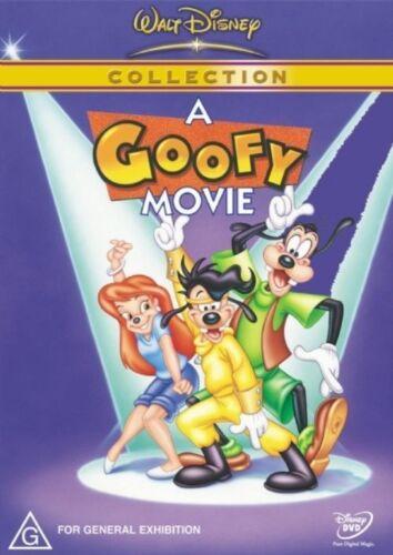 1 of 1 - A Goofy Movie - Rob Paulsen NEW R4 DVD