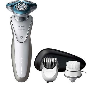 Philips Shaver Series 7000 Wet And Dry Electric Shaver Cordless Shaving S7530/50
