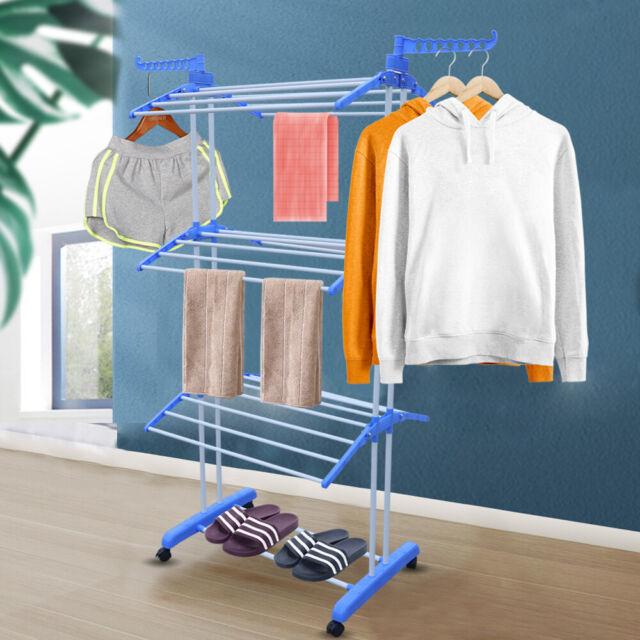 Folding Hanger Travel Portable Outdoor Simple Hanger Children Hanger