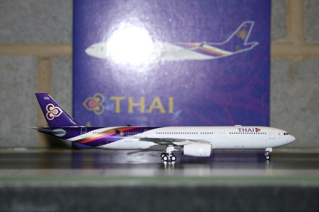 Phoenix 1 400 Thai Airways Airbus A330-300 HS-TEO (PH10444) Die-Cast Model Plane