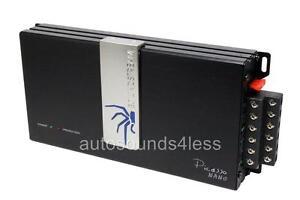 Soundstream-PN4-520D-520-Watts-Picasso-Nano-Series-4-Channel-Class-D-Amplifier