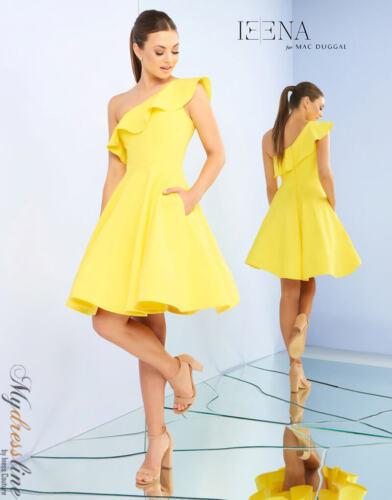Mac Duggal 26099i Short Dress ~LOWEST PRICE GUARANTEE~NEW Authentic