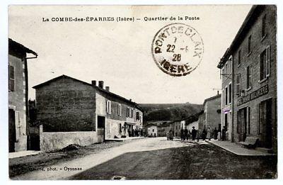 (s-64830) France - 38 - La Combe Des Eparres Cpa Vialatte Ed. Moda Atractiva