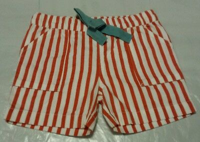 In Quality Able New Bass Pro Shops Kids Collection Girls Striped Shorts Size 3t $19.99 Retail Excellent