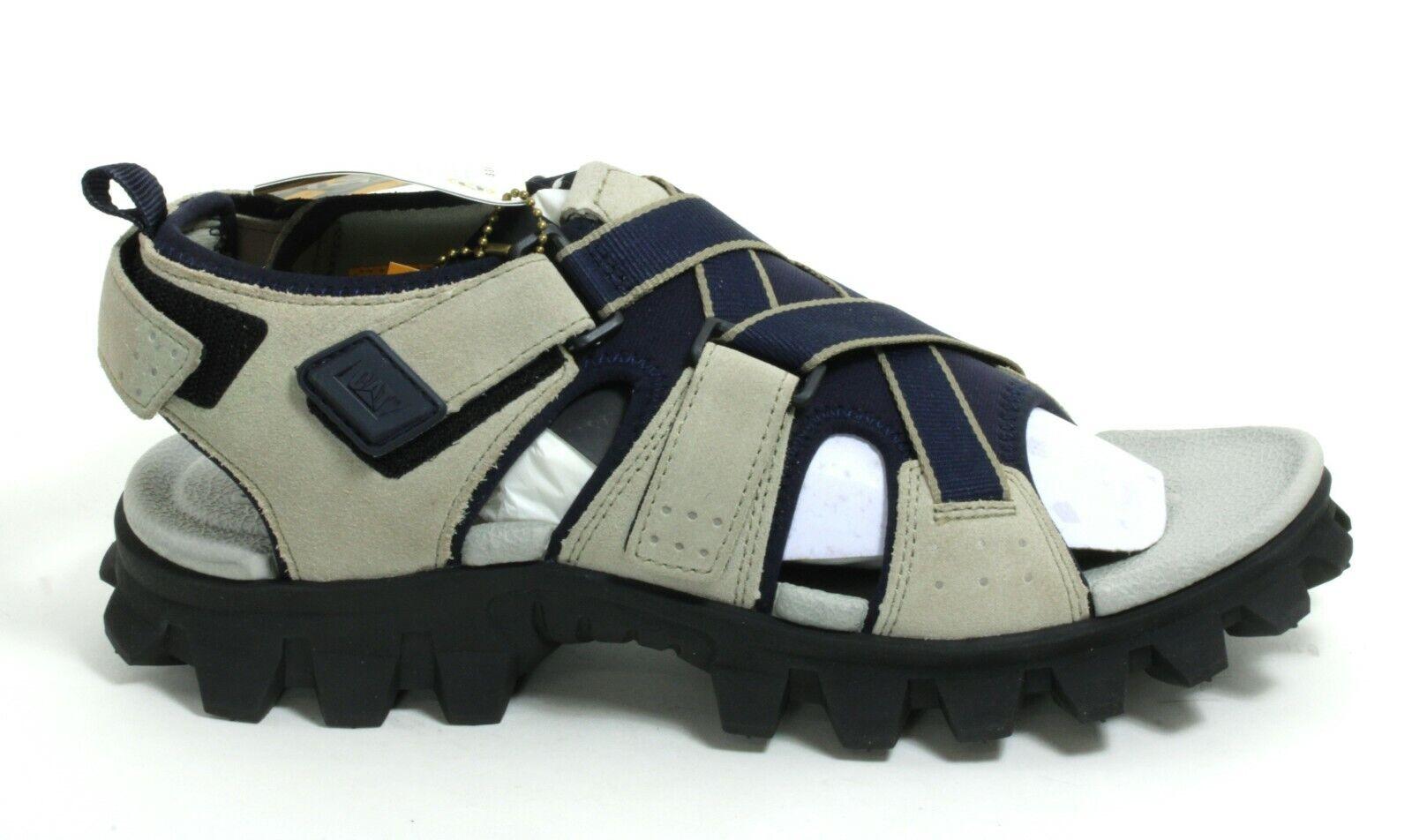 669 Sandal Trekking Touch Fastener Outdoor Shoes Summer Leather Caterpillar 42