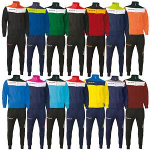 Details zu Givova Tuta Campo Trainingsanzug Sportanzug Herren Kinder Anzug Tracksuit Sport