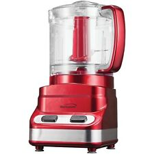 Brentwood Fp-548 3 Cup Red Food Processor