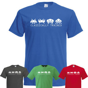 f868b3bac Image is loading CLASSICALLY-TRAINED-NERD-TSHIRT-GEEK-T-SHIRT-COMPUTER-