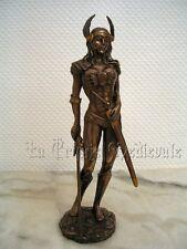 Statue de WALKYRIE/ODIN/WALHALLA/MYTHOLOGIE NORDIQUE