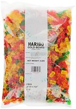 Haribo Gummi Candy Gold-Bears 5-Pound Bag New Free Shipping
