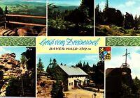 Gruß vom Dreisessel / Bayer. Wald , Ansichtskarte , 1970 gelaufen