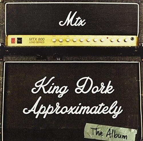 The Mr. T Experience - King Dork Approximately The Album [New Vinyl LP]