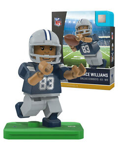 TERRANCE WILLIAMS #83 DALLAS COWBOYS OYO MINIFIGURE BRAND NEW FREE SHIPPING