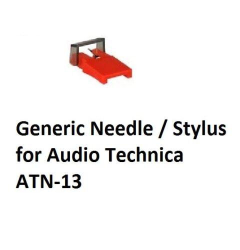 Generic Needle  Stylus for Audio Technica ATN-13
