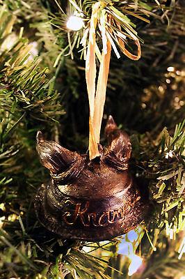 KRAMPUS Ornament HANDMADE UNIQUE Horror ART Creepy Collectors Item Christmas