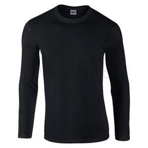 28a3be3c1cb Image is loading Gildan-Softstyle-Long-Sleeve-T-Shirt