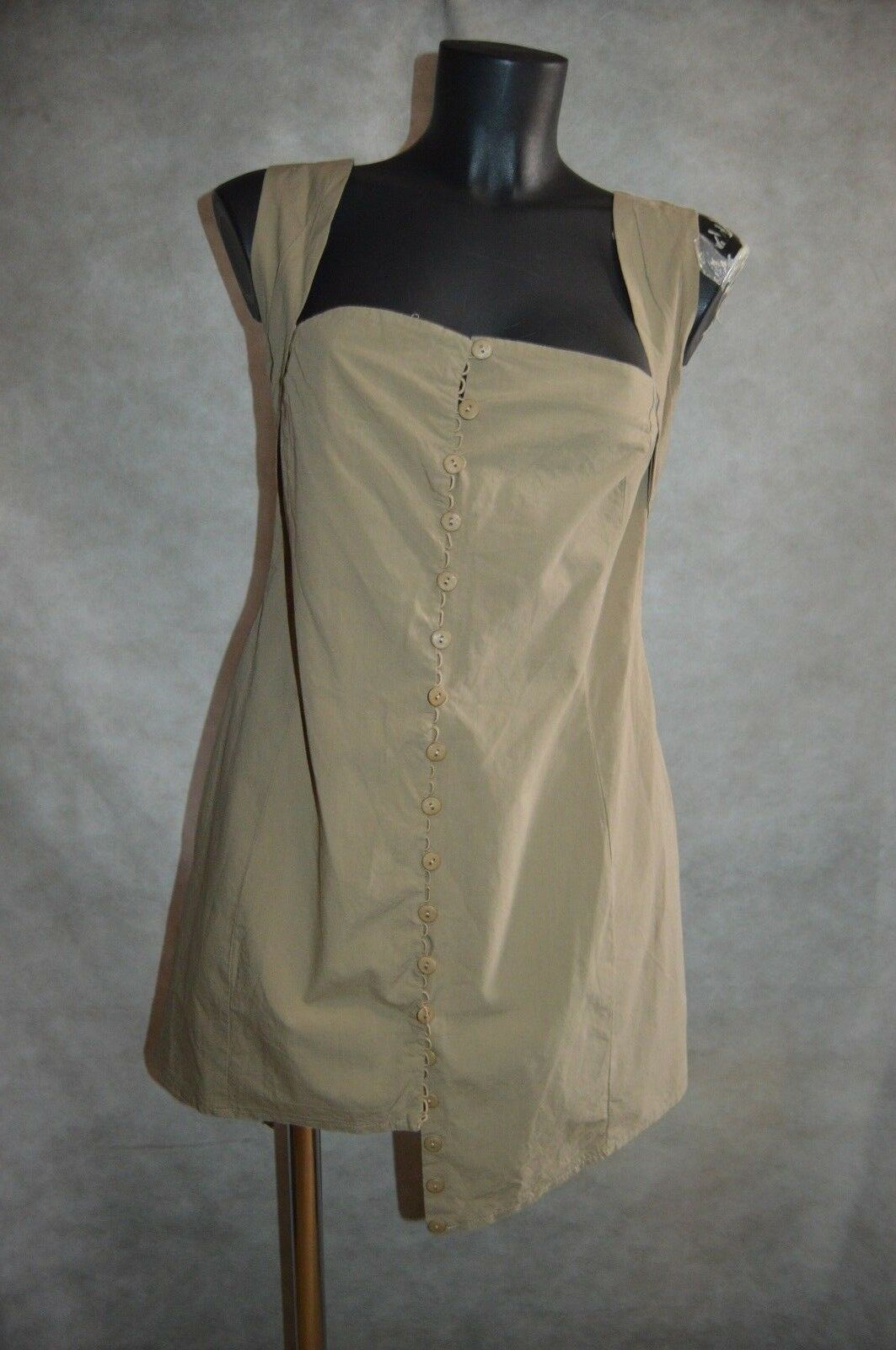 ROBE TUNIQUE CHEMISE  LILLITH size M 38 DRESS KLEID ABITO VESTIDO  TBE
